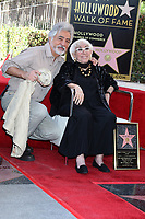 LOS ANGELES - OCT 28:  Joe Mantegna, Lina Wertmuller at the Lina Wertmuller Star Ceremony on the Hollywood Walk of Fame on October 28, 2019 in Los Angeles, CA