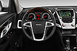 Car pictures of steering wheel view of a 2017 GMC Terrain FWD-Denali 5 Door SUV Steering Wheel