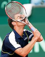 13-7-08, Scheveningen, ITS, Tennis Siemens Open 2008,  Jesse Huta Galung wint het toernooi en is uitzinnig van vreugde