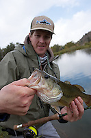 Late fall Largemouth at Sylvan Dale Ranch.