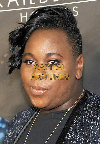 NEW YORK, NY - June 23: Alex Newell attends Logo's  2016 &quot;Trailblazer Honors&quot;June 23, 2016 at The Cathedral of St. John the Divine  in New York City .  <br /> CAP/MPI/JP<br /> &copy;JP/MPI/Capital Pictures