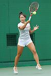 Nao Hibino (JPN), <br /> JULY 13, 2016 - Tennis : <br /> Training <br /> for Rio Olympic Games in Tokyo, Japan. <br /> (Photo by YUTAKA/AFLO SPORT)