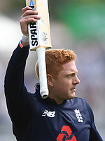 Jonny Bairstow.<br /> New Zealand Black Caps v England, ODI series, University Oval in Dunedin, New Zealand. Wednesday 7 March 2018. &copy; Copyright Photo: Andrew Cornaga / www.Photosport.nz