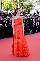 www.acepixs.com<br /> <br /> May 19 2017, Cannes<br /> <br /> Bella Hadid arriving at the 'Okja' screening during the 70th annual Cannes Film Festival at Palais des Festivals on May 19, 2017 in Cannes, France. <br /> <br /> <br /> By Line: Famous/ACE Pictures<br /> <br /> <br /> ACE Pictures Inc<br /> Tel: 6467670430<br /> Email: info@acepixs.com<br /> www.acepixs.com