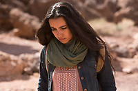 Eye on Juliet (2017)  <br /> Lina El Arabi<br /> *Filmstill - Editorial Use Only*<br /> CAP/KFS<br /> Image supplied by Capital Pictures