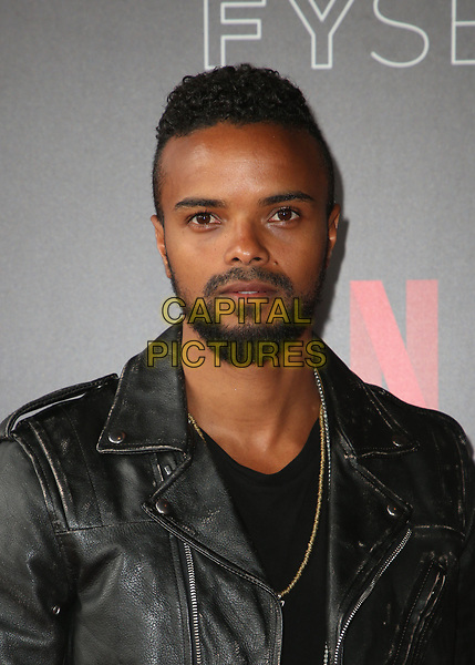 LOS ANGELES, CA - MAY 19: Eka Darville, at NETFLIX FYC Event for Marvel's Jessica Jones at NEFTLIX FYSEE at Raleigh Studios in Los Angeles, California on May 19, 2018.  <br /> CAP/MPIFS<br /> &copy;MPIFS/Capital Pictures