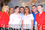 Killarney disco Revelles will be reopening for one night only on November 1st in aid of Killarney Cystic Fibrosis at the launch in the Killarney Avenue Hotel on Wednesday night was l-r: Janet O'Sullivan KCF, David, Teresa Smart Smart Customwear, Niall O'Donoghue Killarney Avenue, Karen Bruton KCF, John McEnery KCF and Sinead Murphy Killarney Avenue   Copyright Kerry's Eye 2008
