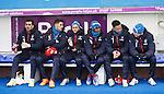 Rangers bench