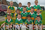 JOHN MITCHELLS: The John Mitchells U8's team taking part in the football blitz at their club grounds on Saturday front l-r: Steven Bowler, Lee Browne, Adam Tahir and Dillion O'Brien. Centre l-r: Tyreese Flaherty, Padraig White, Mike Kelleher, Darrion Horley and Sean O'Brien. Back l-r: Dara Sheridan, James Sheehan, Conor Morrisey and James O'Connor.   Copyright Kerry's Eye 2008