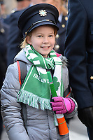 www.acepixs.com<br /> March 17, 2017  New York City<br /> <br /> Atmosphere at the St Patrick's Day Parade on March 17, 2017 in New York City.<br /> <br /> Credit: Kristin Callahan/ACE Pictures<br /> <br /> <br /> Tel: 646 769 0430<br /> Email: info@acepixs.com