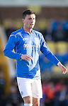 St Johnstone FC.. 2014-2015 Season<br /> Michael O'Halloran<br /> Picture by Graeme Hart.<br /> Copyright Perthshire Picture Agency<br /> Tel: 01738 623350  Mobile: 07990 594431