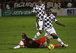 Tunja- Independiente Santa Fe derrotó 2 goles por 1 a Chicó F.C en el partido correspondiente a la fecha 12 del Torneo Clausura 2014, desarrollado el 27 de septiembre en La Independencia.