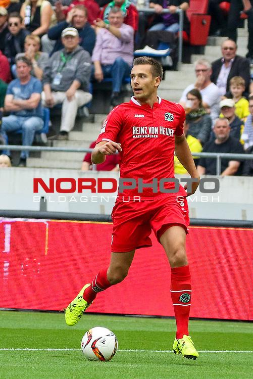 12.09.2015, HDI Arena, Hannover, GER, 1.FBL, Hannover 96 vs Borussia Dortmund<br /> <br /> im Bild<br /> <br /> <br /> Foto &copy; nordphoto / Ewert