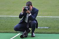 Daniele Badolato Juventus photographer <br /> Roma 12-08-2017 Stadio Olimpico <br /> Ricognizione Juventus <br /> Foto Andrea Staccioli Insidefoto