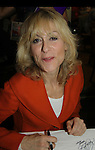 One Life To Live's Judith Light (and on Broadway in Lombardi) at the autograph table during The 24th Annual Broadway Flea Market & Grand Auction to benefit Broadway Cares/Equity Fight Aids on September 26, 2010 in Shubert Alley, New York City, New York. (Photo by Sue Coflin/Max Photos)