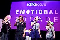 Utrecht, 26 september 2014<br /> Nederlands FIlm Festival<br /> IDFA DocLab: Emotional Arcade van Brent Hoff<br /> Photo by Felix Kalkman