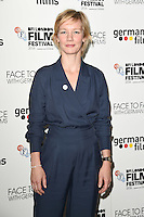 "Sandra Huller<br /> at the London Film Festival 2016 premiere of ""Queen of Katwe"" at the Odeon Leicester Square, London.<br /> <br /> <br /> ©Ash Knotek  D3168  09/10/2016"