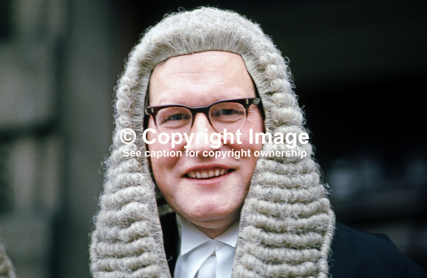 Thomas Vincent Cahill, barrister, N Ireland, 19580100058TVC..Copyright Image from Victor Patterson, 54 Dorchester Park, Belfast, UK, BT9 6RJ.  Tel: +44 28 90661296  Mobile: +44 7802 353836.Email: victorpatterson@me.com Email: victorpatterson@gmail.com..For my Terms and Conditions of Use go to http://www.victorpatterson.com/ and click on Terms & Conditions