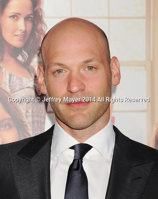 HOLLYWOOD, CA- SEPTEMBER 15: Actor Corey Stoll arrives at the 'This Is Where I Leave You' - Los Angeles Premiere at TCL Chinese Theatre on September 15, 2014 in Hollywood, California.