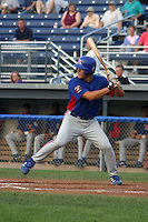 August 15, 2003:  Bret Pignatiello of the Vermont Expos during a game at Dwyer Stadium in Batavia, New York.  Photo by:  Mike Janes/Four Seam Images