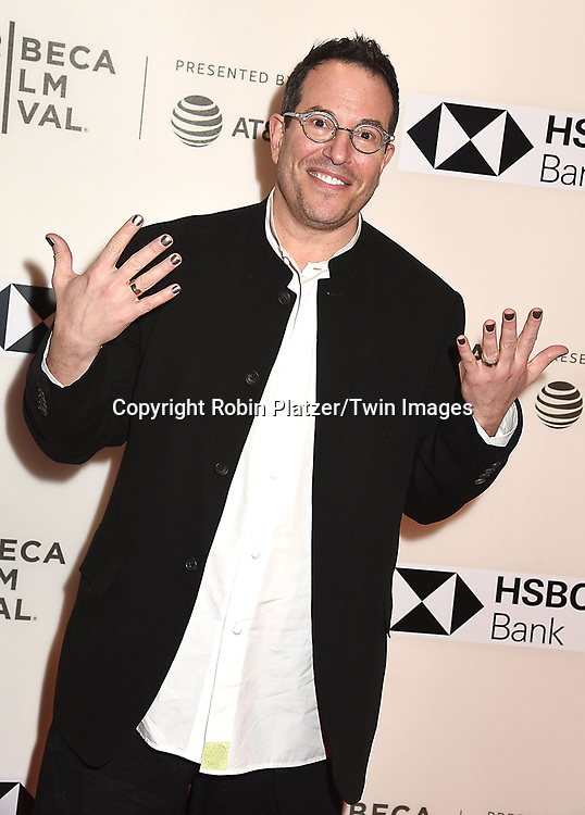 "Director Michel Mayer attends ""The Seagull"" Screening at the Tribecca Film Festival at BMCC on April 21, 2018 in New York City, New York, USA.<br /> <br /> photo by Robin Platzer/Twin Images<br />  <br /> phone number 212-935-0770"