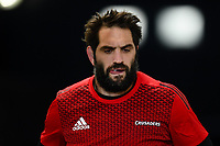 25th July 2020, Christchurch, New Zealand;  Sam Whitelock of the Crusaders during the Super Rugby Aotearoa, Crusaders versus Hurricanes at Orangetheory stadium, Christchurch