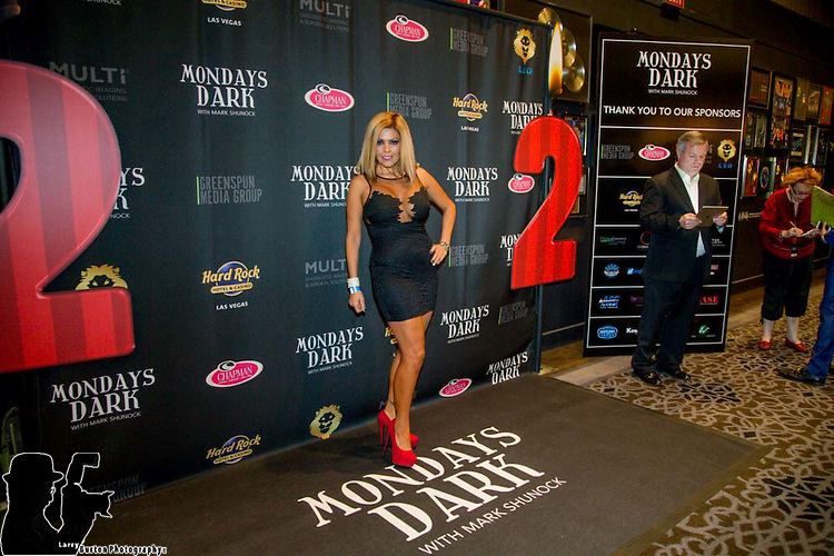 2 Year anniversary, Mondays Dark in the Joint Hard Rock Casino 12-14-15