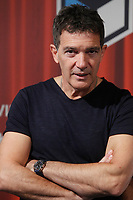 MADRID, SPAIN-September 12: Antonio Banderas presents 'Vibuk.com' at the Palacio de la Prensa cinema in Madrid, Spain. . September 12, 2017. <br /> CAP/MPI/JOL<br /> &copy;JOL/MPI/Capital Pictures