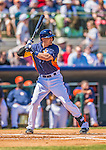 7 March 2013: Houston Astros infielder Tyler Greene in action during a Spring Training game against the Washington Nationals at Osceola County Stadium in Kissimmee, Florida. The Astros defeated the Nationals 4-2 in Grapefruit League play. Mandatory Credit: Ed Wolfstein Photo *** RAW (NEF) Image File Available ***