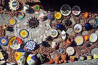 Spanien, Kanaren, Gran Canaria, Fataga: Andenkenladen | Spain, Canary Islands, Gran Canaria, Fataga: souvenir shop