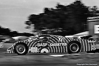 LE MANS, FRANCE: The Sauber SHS C6/Ford Cosworth driven by Hans Stuck, Jean-Louis Schlesser and Dieter Quester completed just 76 laps and finished 41st overall in the 24 Hours of Le Mans on June 20, 1982, at Circuit de la Sarthe in Le Mans, France.