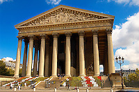 Paris - France - the Forum Church of St Magdelaine