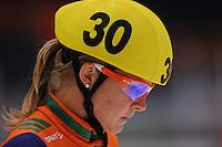 SHORTTRACK: HEERENVEEN: Thialf, Time Trials, 300911, Sanne van Kerkhof (30) , ©foto: Martin de Jong