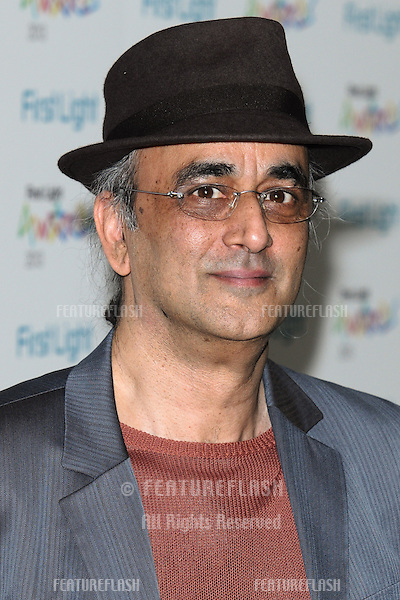 Art Malik arriving for the First Light Movie Awards 2013 at the Odeon Leicester Square, London. 19/03/2013 Picture by: Steve Vas / Featureflash