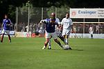 Echendu Adiele (SVW Mannheim 07) und Inan Bulut (VfR Mannheim) in der Oberliga 2007/08 VfR Mannheim vs. SV Waldhof/Mannheim. Foto © Rhein-Neckar-Picture *** Foto ist honorarpflichtig! *** Auf Anfrage in höherer Qualität/Auflösung. Belegexemplar erbeten.