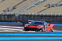 #50 KESSEL RACING (CHE) FERRARI 488 GT3 JOHN HARTSHORNE (GBR) OLIVER HANCOCK (GBR)