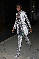 NEW YORK, NY - NOVEMBER 28:  Amilna Estevao at Victoriaís  Secret Viewing Party of the 2017 Victoria's Secret Fashion Show at Spring Studios on November 28, 2017 in New York City. Credit: DC/MediaPunch /NortePhoto.com NORTEPOTOMEXICO