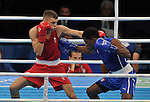 14/08/2016 - Boxing - Riocentro - Pavillion 6 - Rio de Janeiro - Brazil