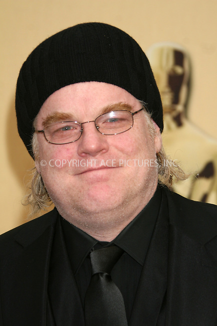 WWW.ACEPIXS.COM . . . . .  ....February 22, 2009. Hollywood, CA....Actor Philip Seymour Hoffman arrives at the 81st Annual Academy Awards held at the Kodak Theater on February 22, 2009 in Hollywood, CA.......Please byline: Z09- ACEPIXS.COM.... *** ***..Ace Pictures, Inc:  ..Philip Vaughan (646) 769 0430..e-mail: info@acepixs.com..web: http://www.acepixs.com
