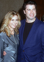 Olivia Newton-John John Travolta<br /> 1990s<br /> Photo By Michael Ferguson/CelebrityArchaeology.com