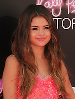 Selena Gomez at the premiere of Paramount Insurge's 'Katy Perry: Part Of Me' at Grauman's Chinese Theatre on June 26, 2012 in Hollywood, California. © mpi35/MediaPunch Inc. /*NORTEPHOTO*<br />