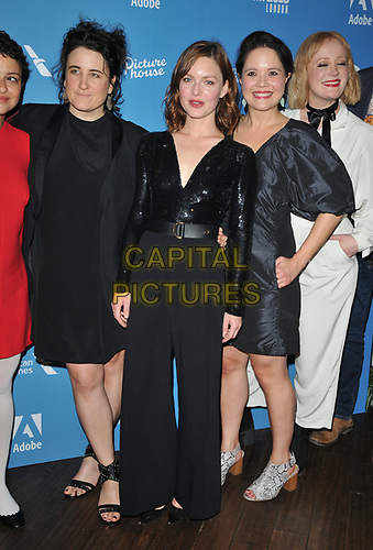 "Sophie Hyde, Holliday Grainger and Sarah Brocklehurst at the ""Animals"" Sundance London film festival European premiere, Picturehouse Central, Corner of Shaftesbury Avenue and Great Windmill Street, London, England, UK, on Friday 31st May 2019.<br /> CAP/CAN<br /> ©CAN/Capital Pictures"