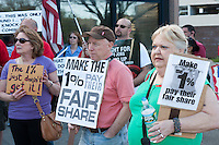 2012-04-17 White Plains Tax Day Protest