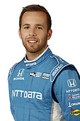 2018 IndyCar Media Day - Driver portraits<br /> Phoenix Raceway, Avondale, Arizona, USA<br /> Wednesday 7 February 2018<br /> Ed Jones, Chip Ganassi Racing Honda<br /> World Copyright: Michael L. Levitt<br /> LAT Images<br /> ref: Digital Image