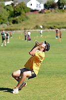 Gillette Cup Boys Wellington Tournament at Karori Park, Wellington,  New Zealand on Friday 22 March 2013.<br /> Photo by Masanori Udagawa. <br /> www.photowellington.Photoshelter.com<br /> (C)2013 Masanori Udagawa / Photowellington.com