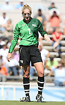 14 October 2007: Wake Forest's Laura Morse. The University of North Carolina Tar Heels defeated the Wake Forest University Demon Deacons 1-0 at Fetzer Field in Chapel Hill, North Carolina in an Atlantic Coast Conference NCAA Division I Womens Soccer game.