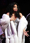 Raven-Symone as she takes her first Broadway Bow in 'Sister Act' at the Broadway Theatre in New York City on 3/27/2012