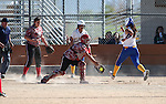 WNC Softball vs CNCC 041715