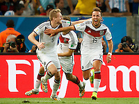 Germany vs Argentina, July 13, 2014