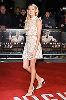 Stephanie Pratt<br /> at the &quot;Live by Night&quot; premiere at BFI South Bank, London.<br /> <br /> <br /> &copy;Ash Knotek  D3217  11/01/2017